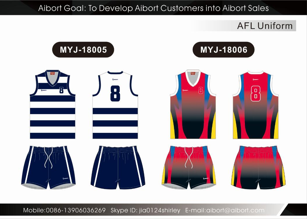 Cheap Design Your Own AFL Home Guernsey Jersey | Aibort.com