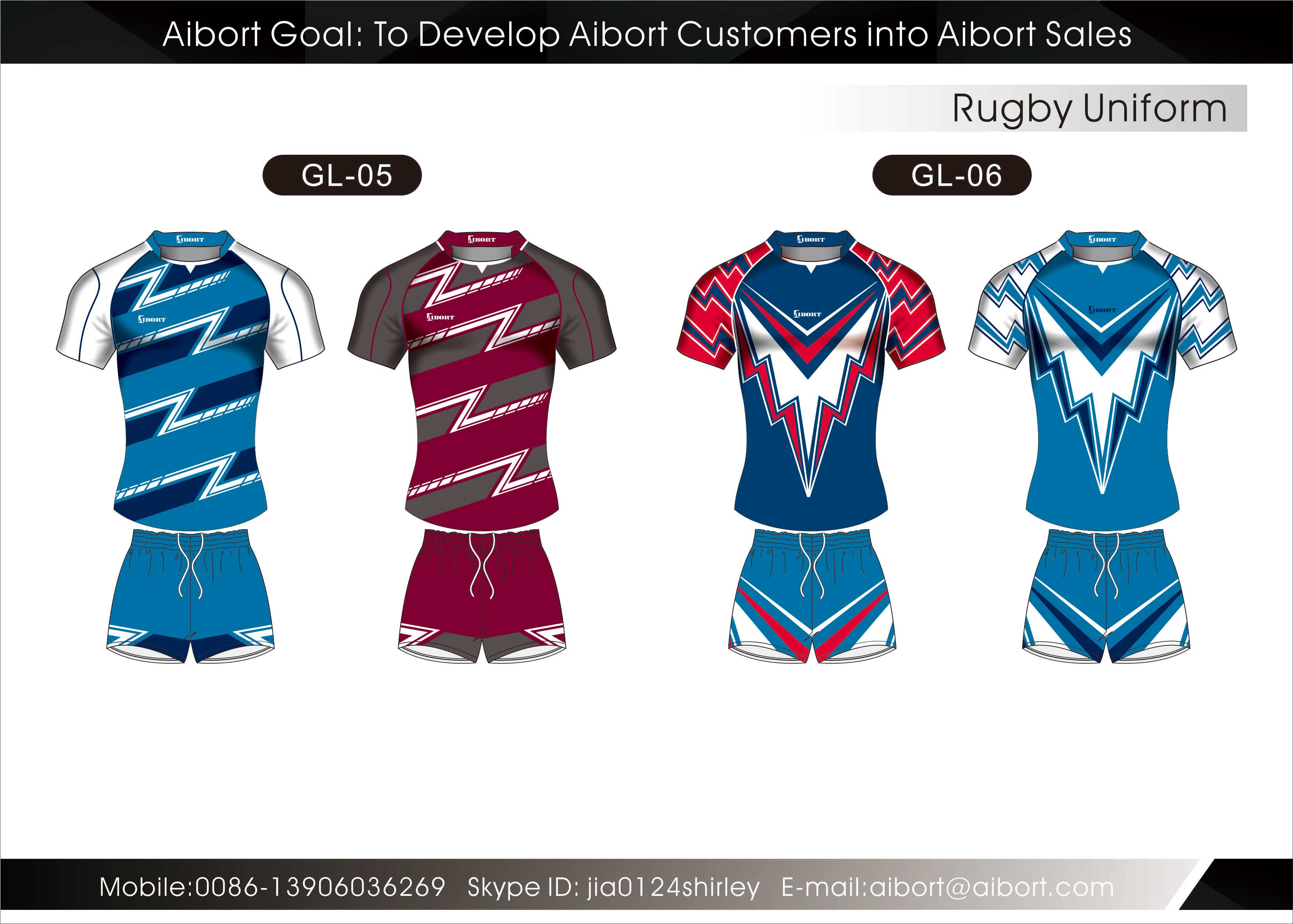 Custom Rugby Uniform Cheap